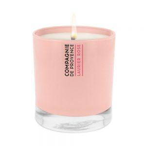 Bougies-parfumees-Compagnie-de-Provence-Laurier-Rose