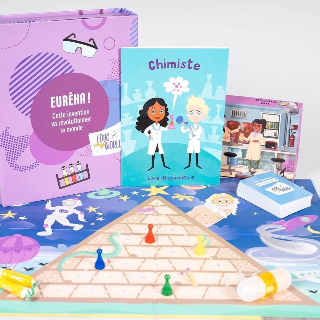 Capsule@Cap3000 EducMyWorld jeux éducatifs