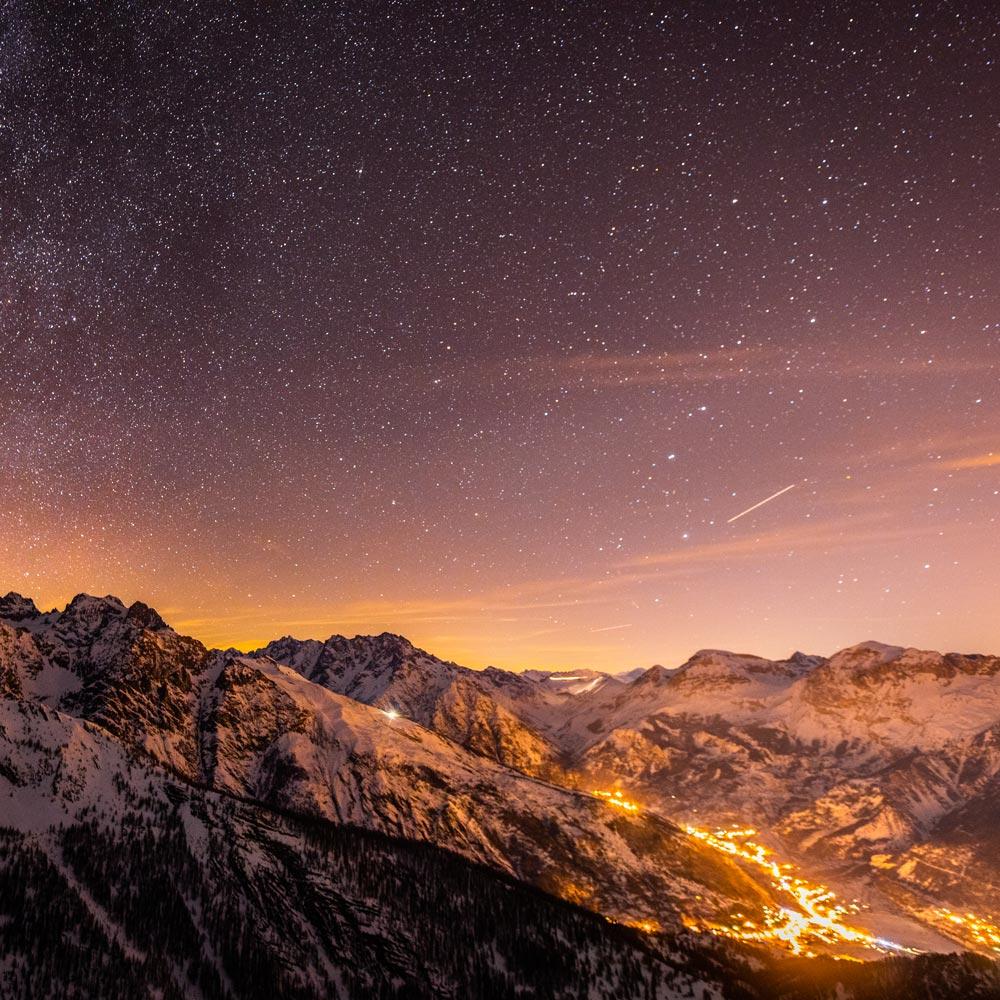 Pays-des-Ecrins-Puy-Saint-Vincent-Photos-de-nuit©Thibaut BLAIS