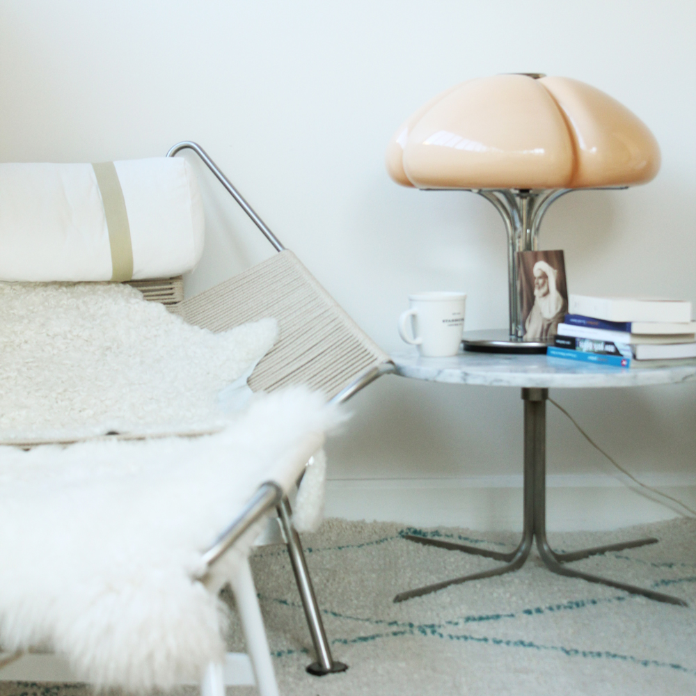 Selency-Chillroom-fauteuil-lampe