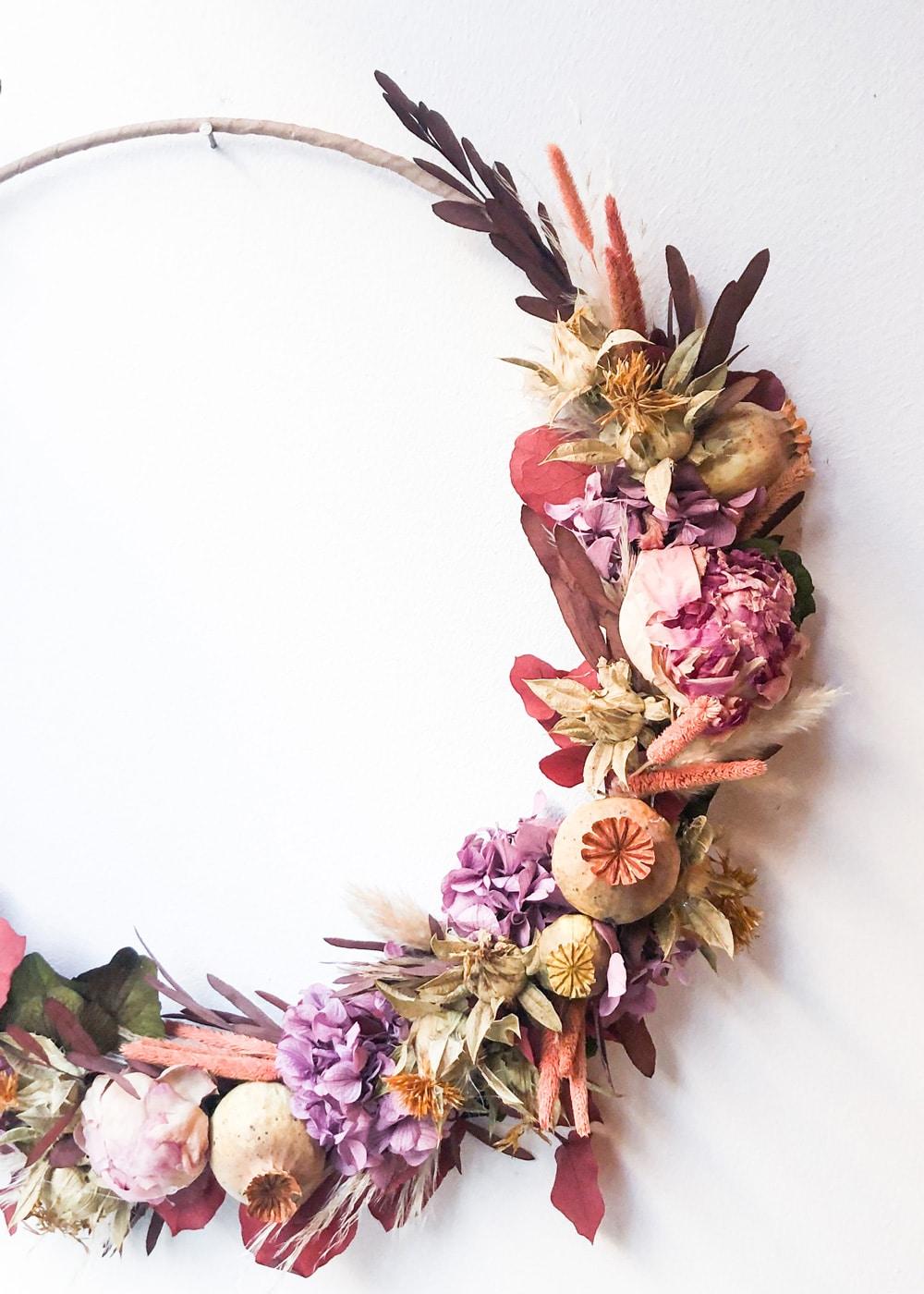 Ambelle-Deco-Marseille-couronne-fleurs-roses