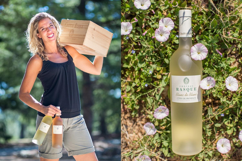 Sudnly-mag-Les Éléonores de Provence, la noblesse du vin au féminin-Château Rasque