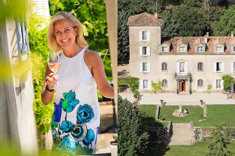 Sudnly-mag-Les Éléonores de Provence, la noblesse du vin au féminin-Château Roubine