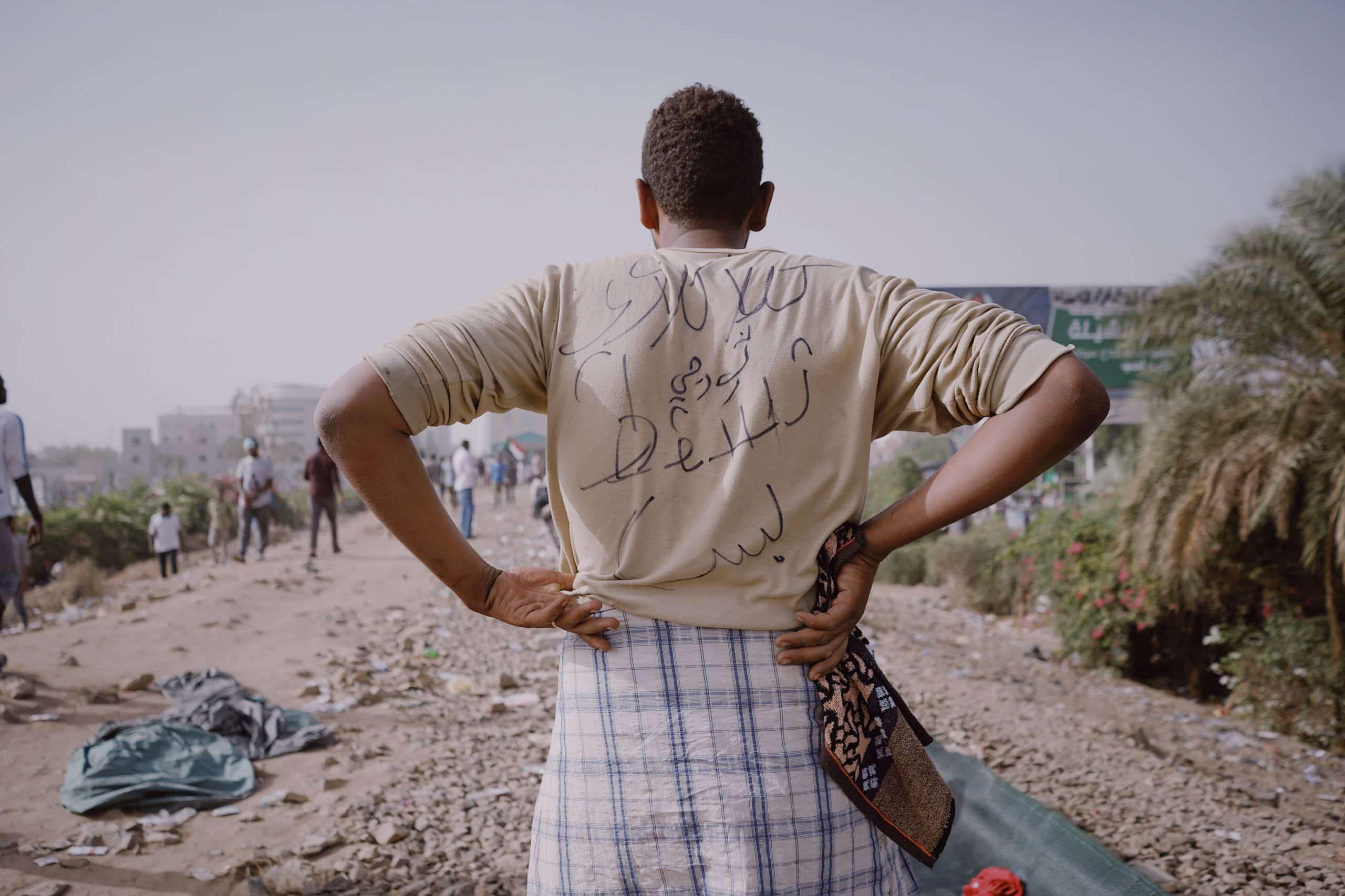 Sudnly-mag-Les Rencontres d'Arles 2021-Khartoum, Soudan, 13 avril 2019