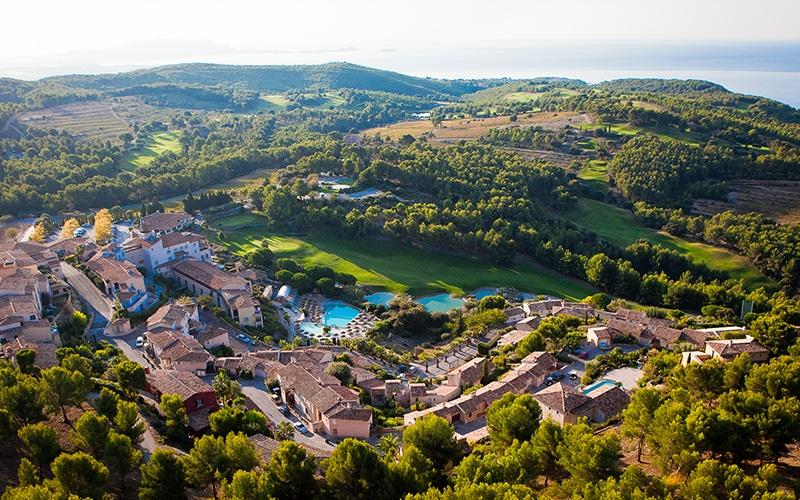 Sudnly-mag-6 golfs pour un été swing-Fregate Golf Club Provence