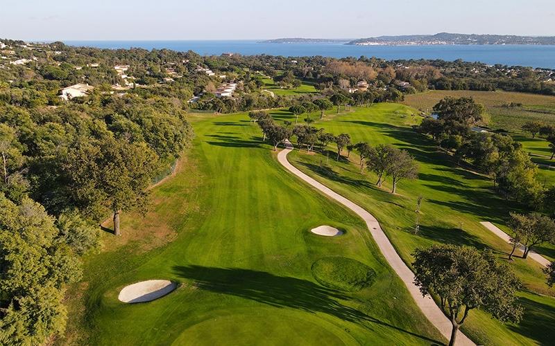Sudnly-mag-6 golfs pour un été swing-Golf Club de Beauvallon