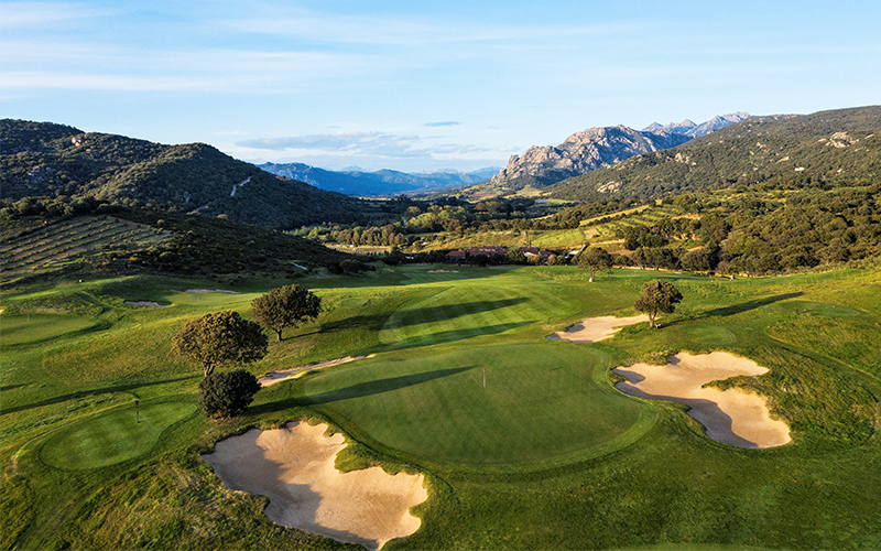 Sudnly-mag-6 golfs pour un été swing-MURTOLI GOLF LINKS-CMOIRENC_191171