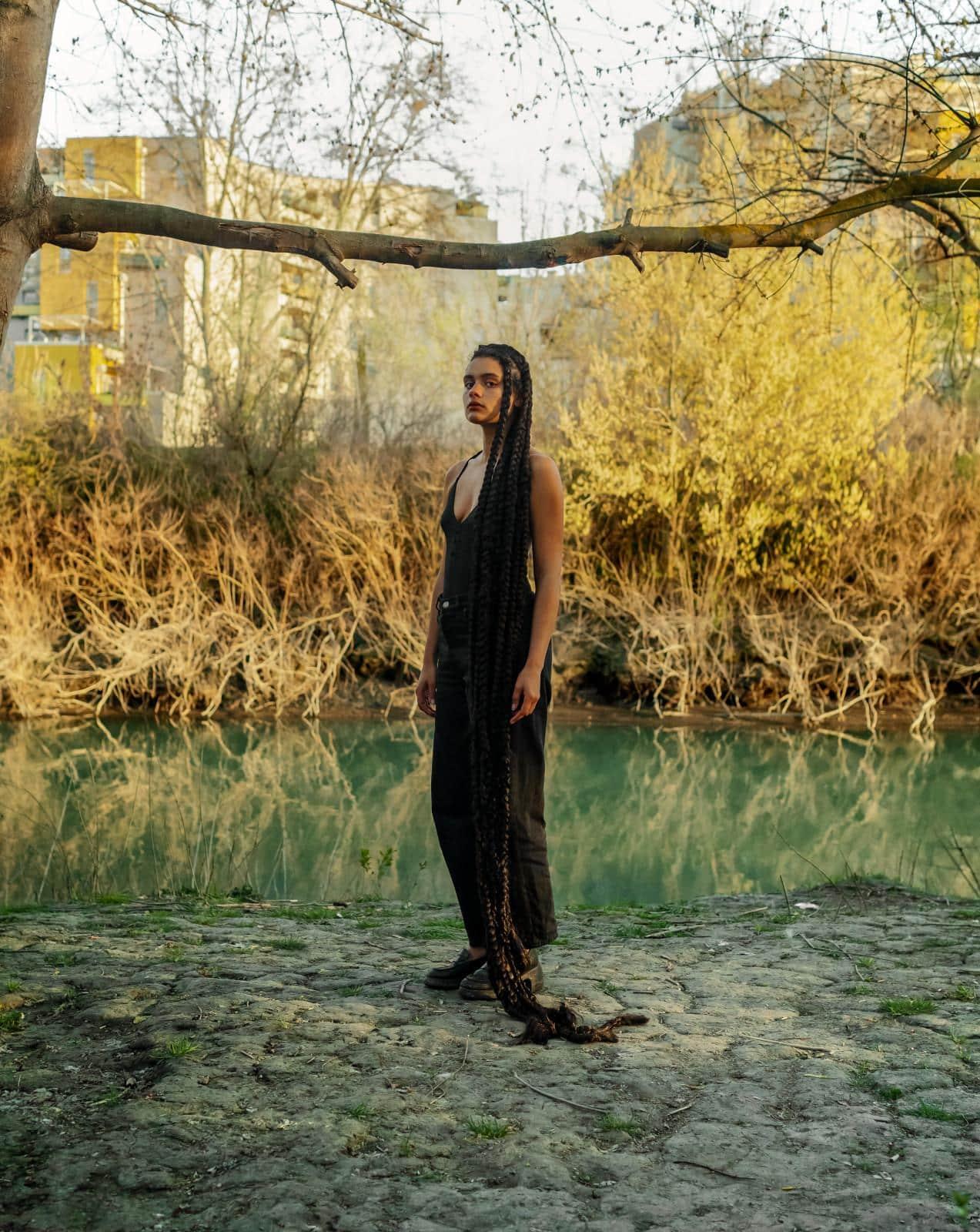 Sudnly-mag-Les Rencontres d'Arles 2021-Anyssia Bidout, Vert, 2020