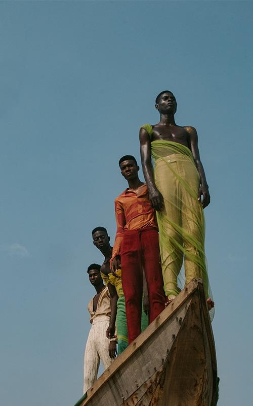 Sudnly-mag-Les Rencontres d'Arles 2021-Daniel Obasi, Instants de jeunesse, Lagos, Nigeria, 2019