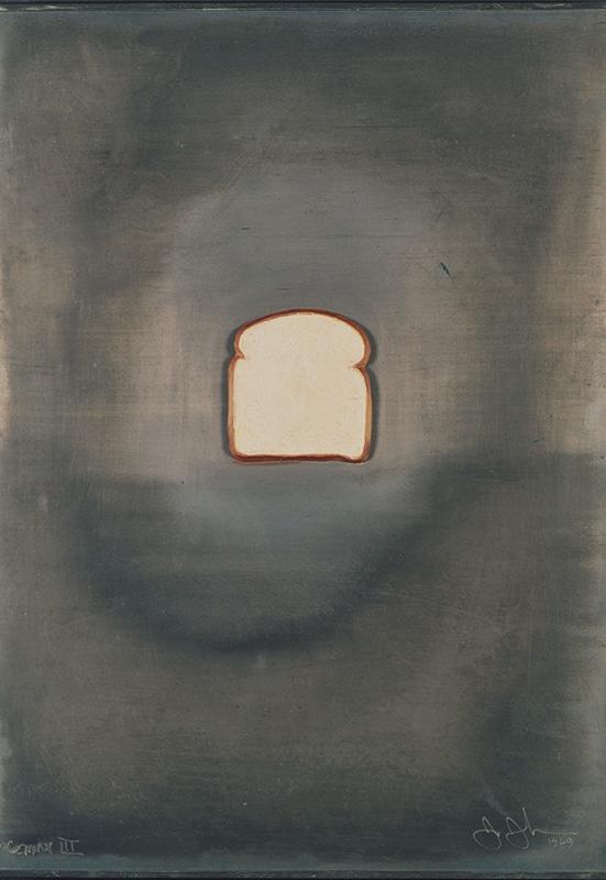 Sudnly-mag-Surréalisme-Jasper Johns, Pain