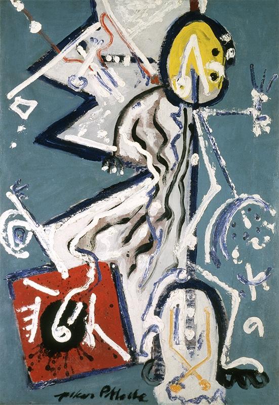 Sudnly-Surréalisme-Jackson Pollock Direction